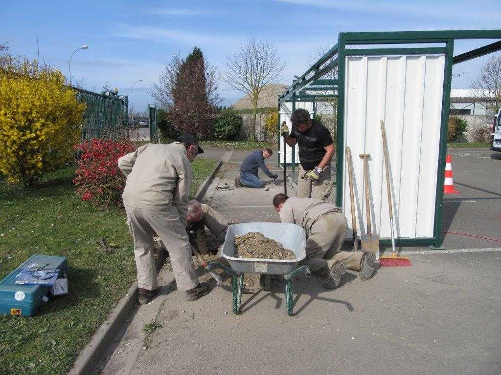 ESAT Albâtre Atelier (Le Tréport) - Entretien des espaces verts