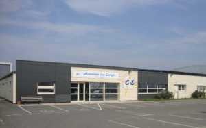ESAT Albâtre Ateliers (Le Tréport) - Bâtiment