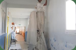 ESAT Du Champ Fleuri (Cléon) - Petits travaux de bâtiment