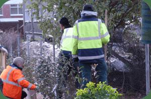 ESAT Du Champ Fleuri (Cléon) - Entretien des espaces verts