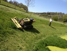 EA Apthitude La Caule Ste Beuve entretien des espaces verts