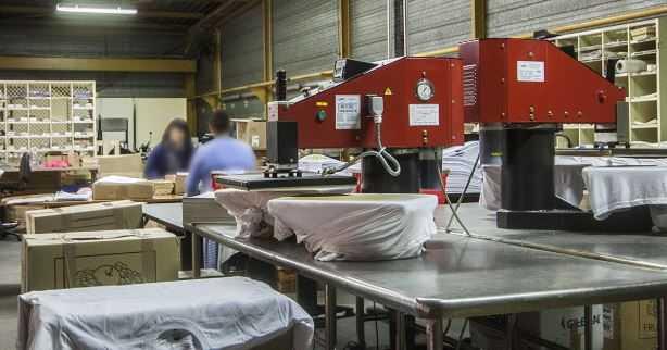EA TSI2 Boos - Transfert Sur Textile