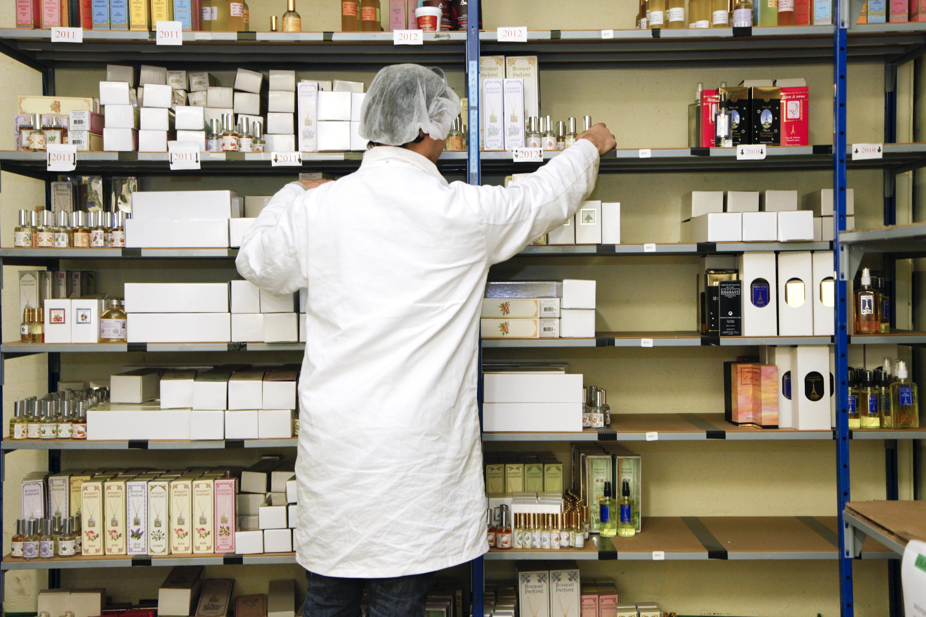 ESAT Les Ateliers Château Gaillard (Les Andelys) - Fabrication, remplissage et conditionnement de parfums