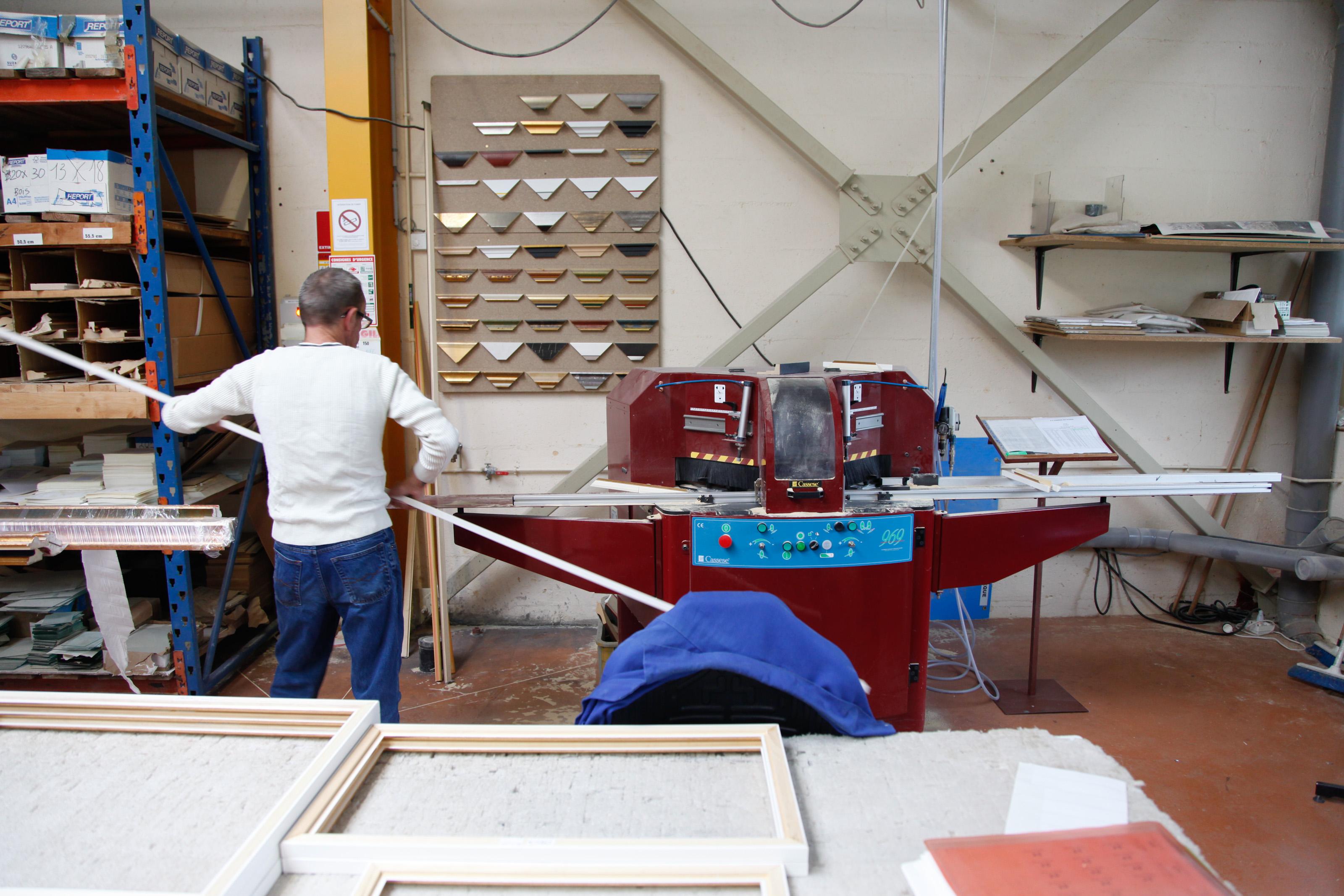 ESAT Les Ateliers du Beffroi (Evreux) - Encadrement